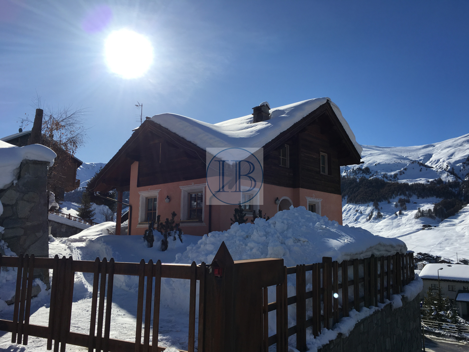 Villa a Livigno