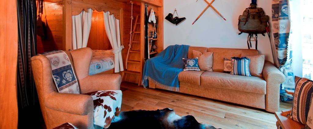 Appartamento in centro finemente arredato