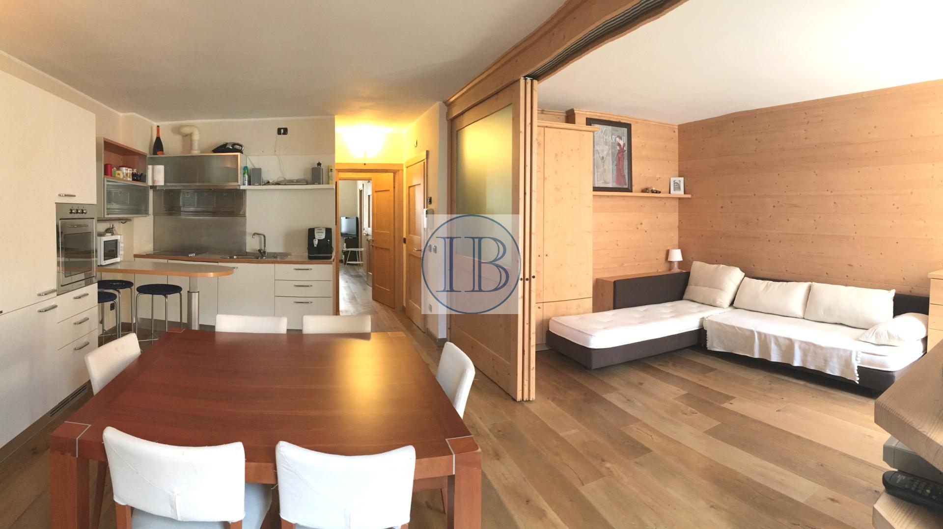 Appartamento ben arredato nel centro storico di Bormio