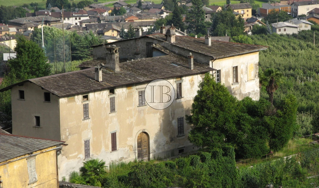 Palazzo Ponte in Valtellina
