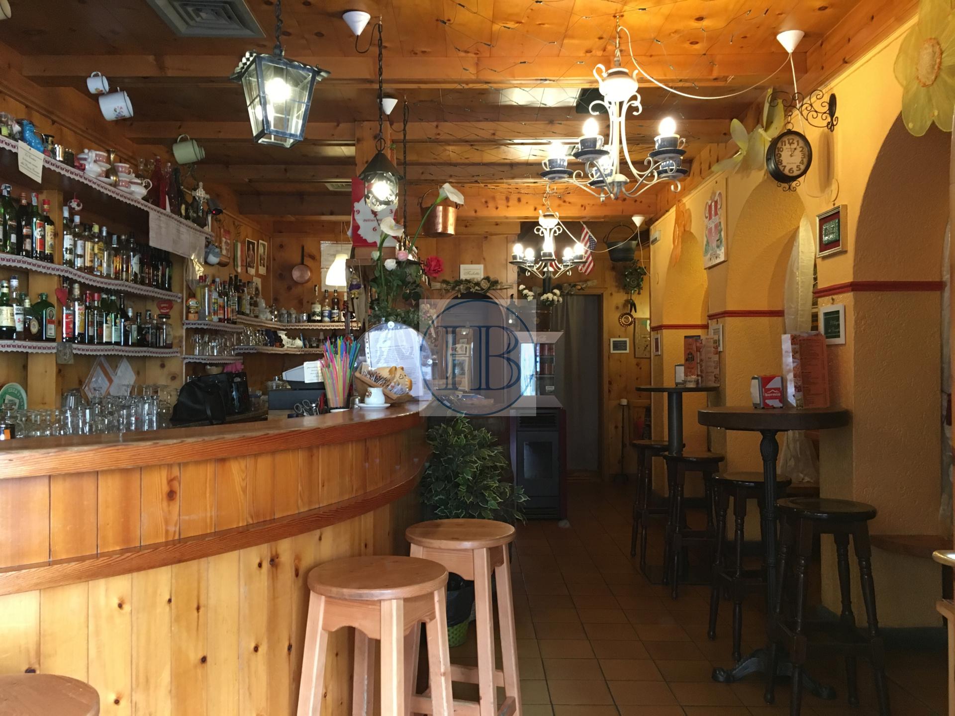 Bar nel centro storico di Bormio