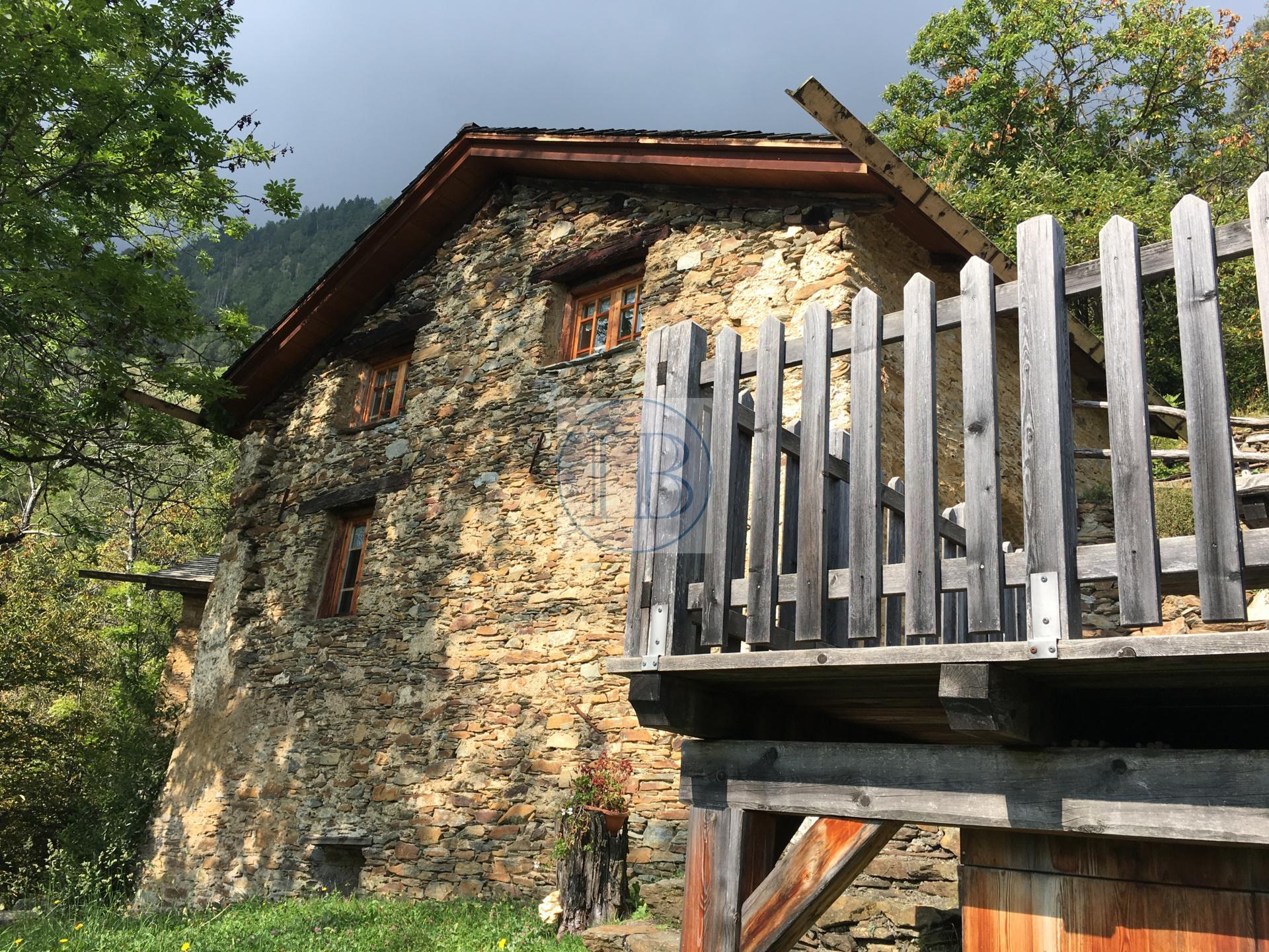 Baita in Alta Valtellina