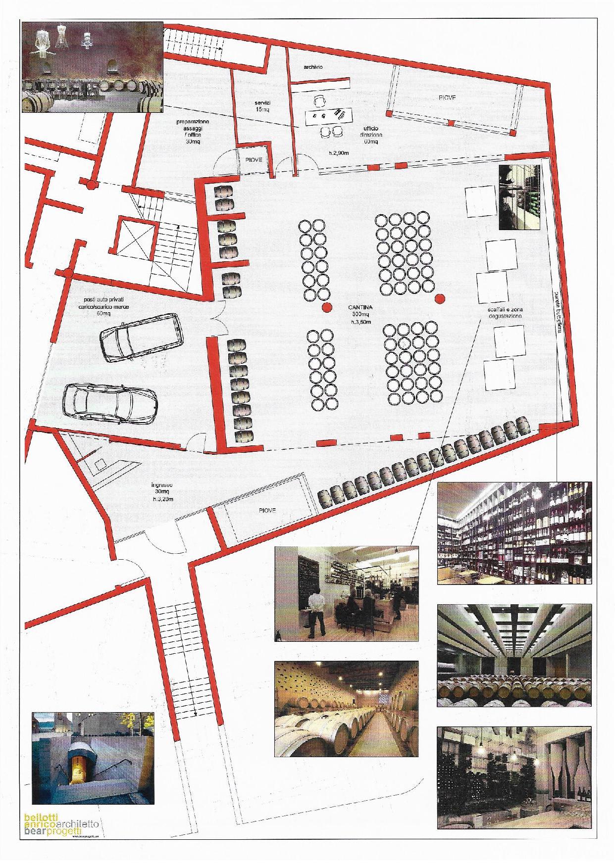 Grande magazzino/deposito a Bormio
