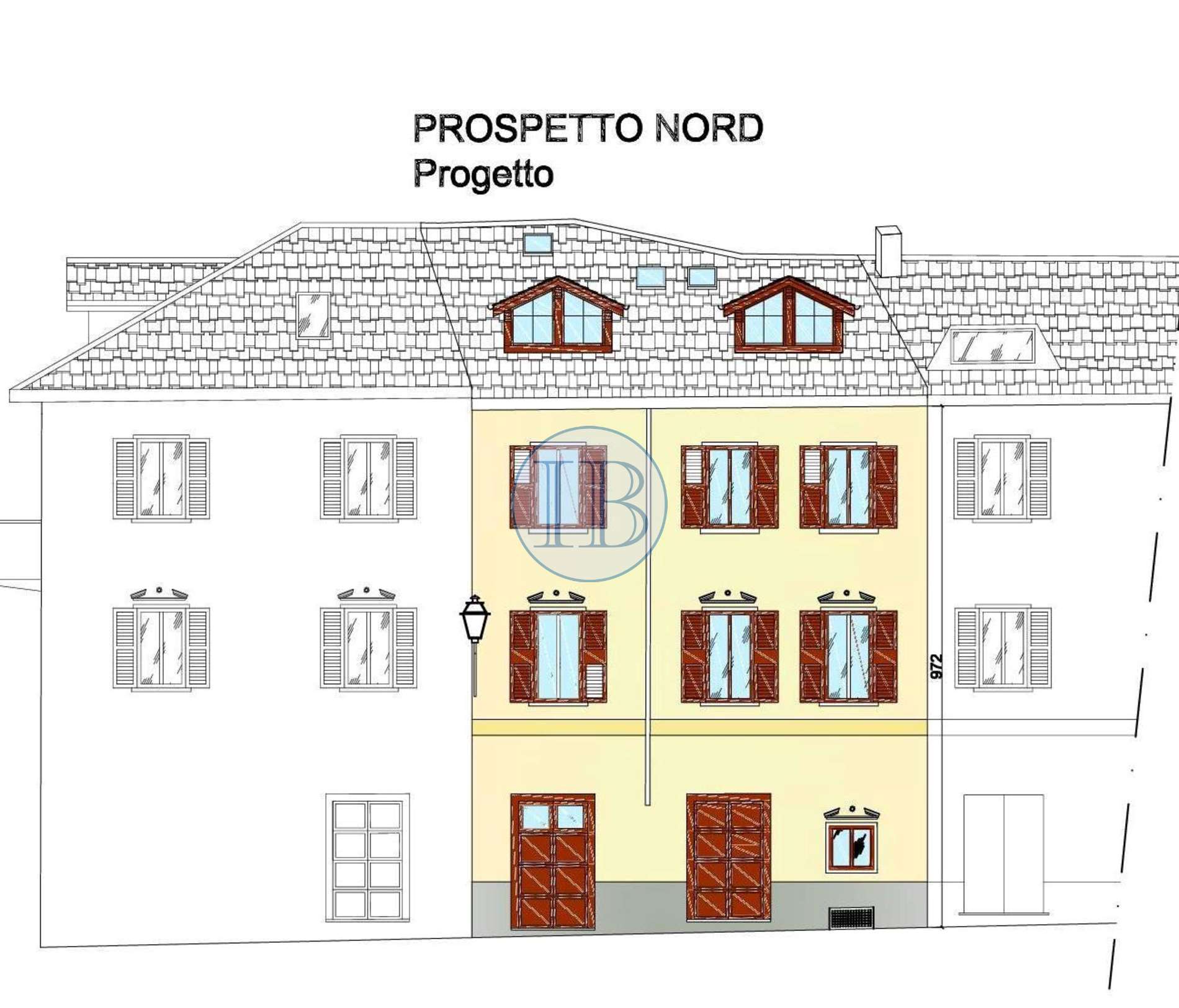 Casa terra cielo nel centro storico di Bormio