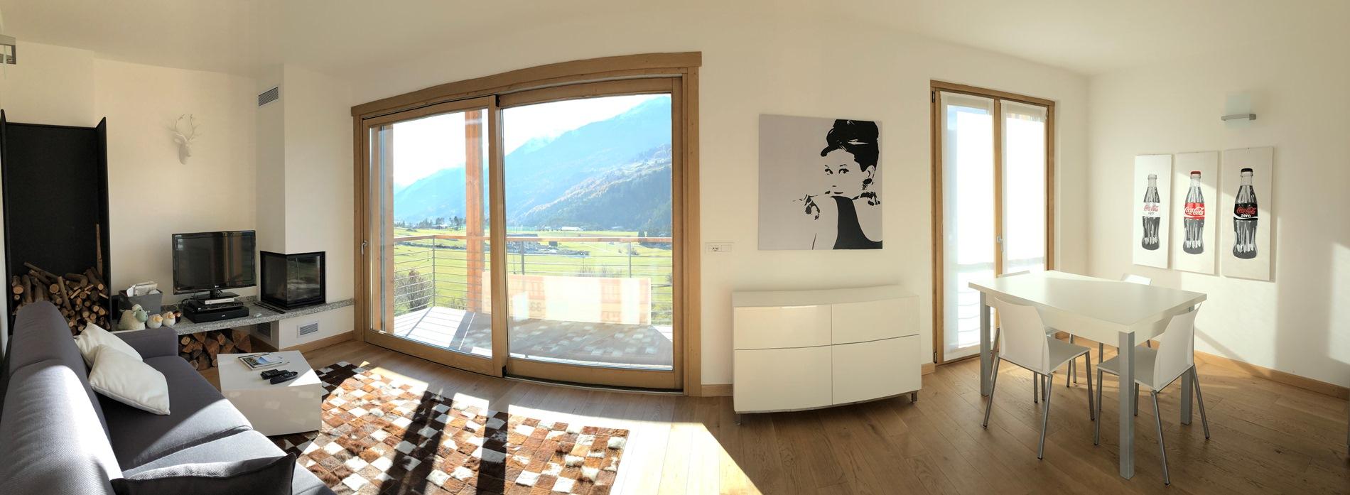 Appartamento moderno a basso consumo energetico